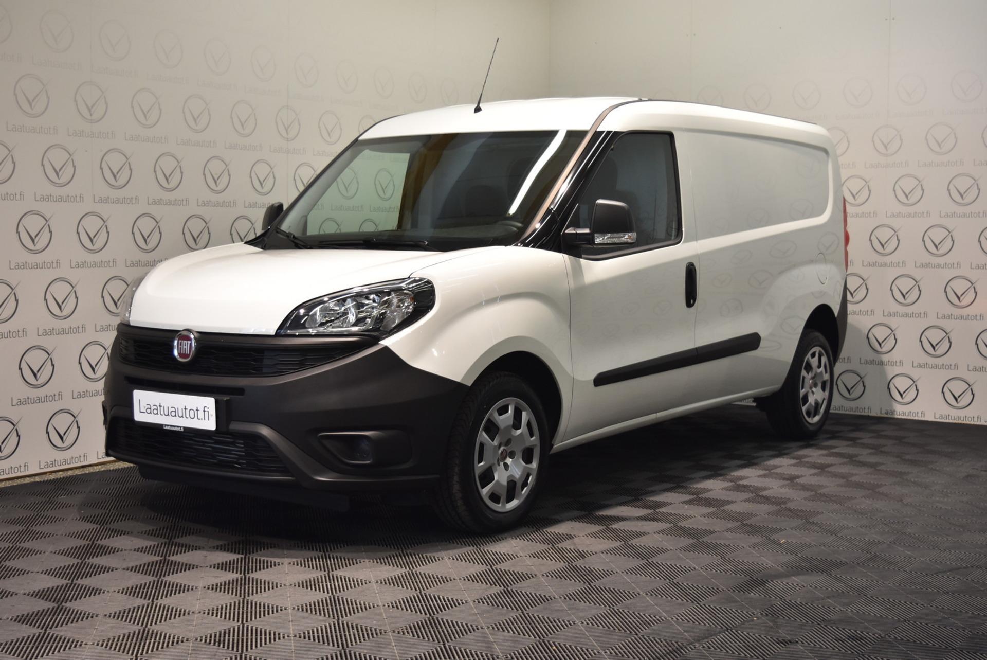 FIAT DOBLÒ Cargo L2 1, 3 Multijet II 95 1+2 - Uusi auto nopeaan toimitukseen, Jopa ilman käsirahaa,  Kysy edullinen rahoitus!