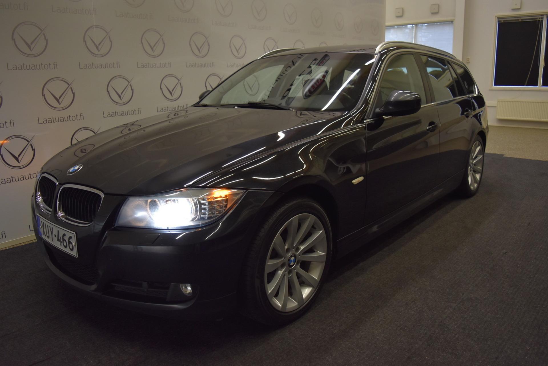 BMW 318 E91 Touring Limited Business Edition - Rahoitus 1.89% jopa ilman käsirahaa! Xenon,  Navi,   AutoAc,  Cruise,  Vetokoukku