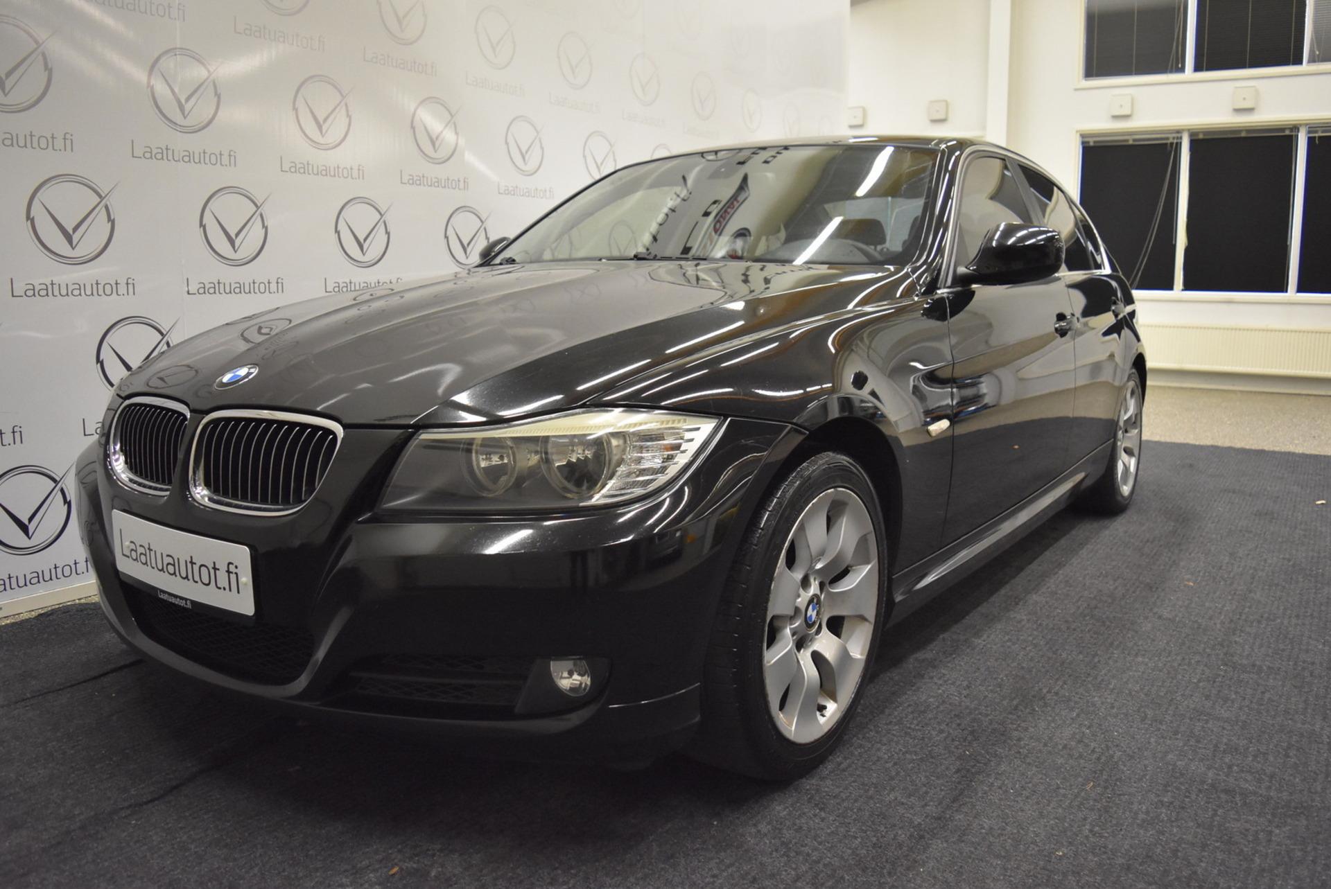 BMW 325 E90 Sedan - Vaihto ja Rahoitus,  jopa ilman käsirahaa! Korko: 1, 89%!
