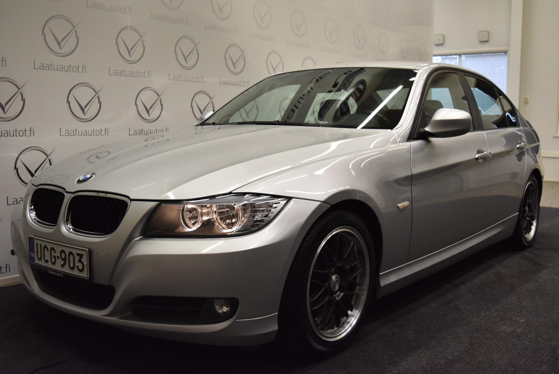 BMW 318 E90 Sedan - Rahoitus 1.89% jopa ilman käsirahaa! AutoAC,  Cruise,  Parkkitutka