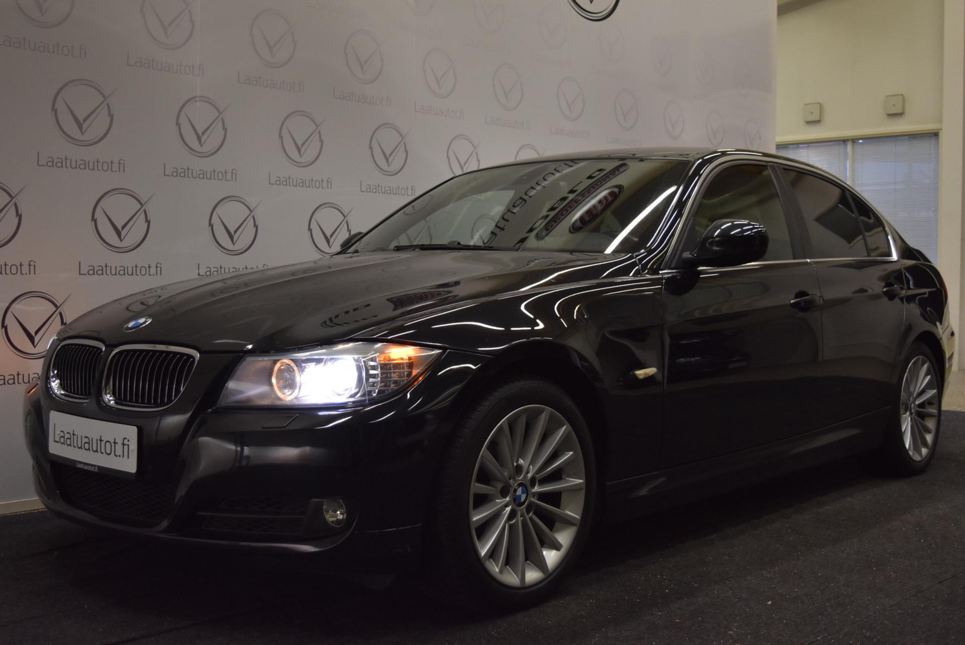 BMW 325 E90 Sedan - Rahoitus 1.89% jopa ilman käsirahaa! LCI,  Sport-penkit ja ratti,  Xenon,  AutoAC,  PDC