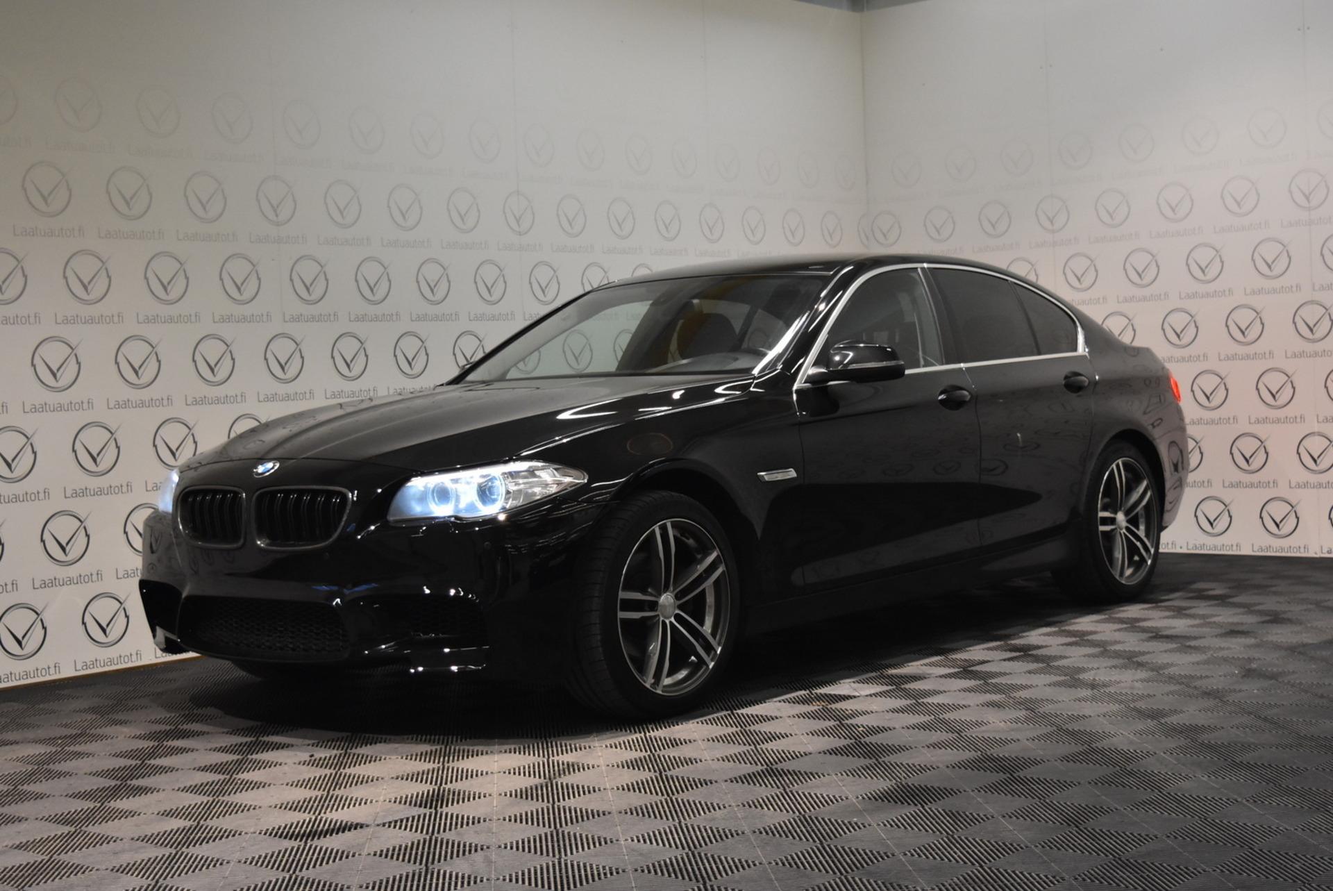 BMW 518 F10 Sedan 518d TwinPower Turbo A Business Automatic - ,  Korko 1, 89%,  rahoitus jopa ilman käsirahaa! PDC,  Xenon,  19
