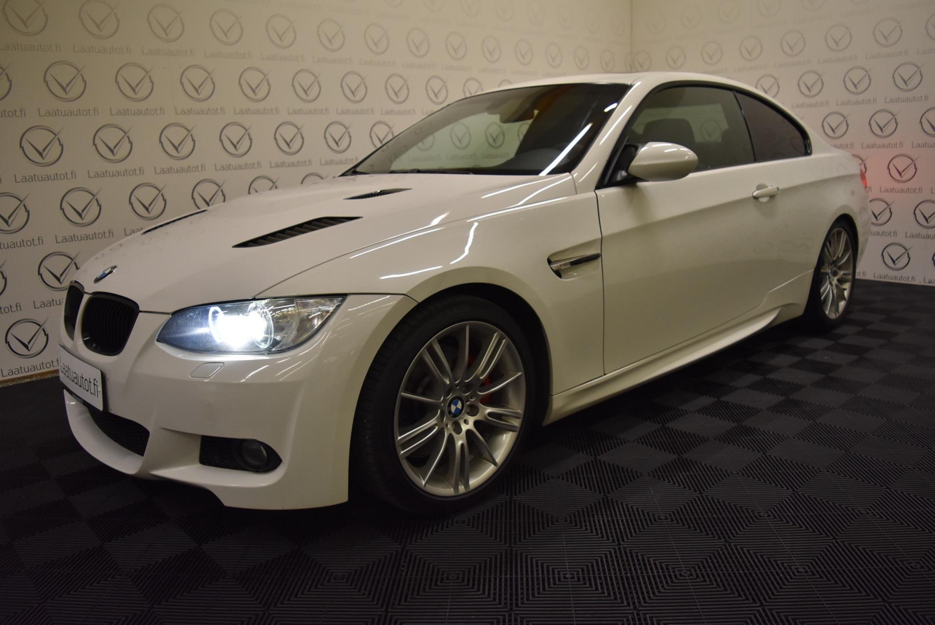 BMW 325 E92 Coupé M-Sport - Rahoitus 1.89% jopa ilman käsirahaa! M3-Look!! Xenon,  PDC ,  AutoAC,  Cruise,  Kattoluukku!