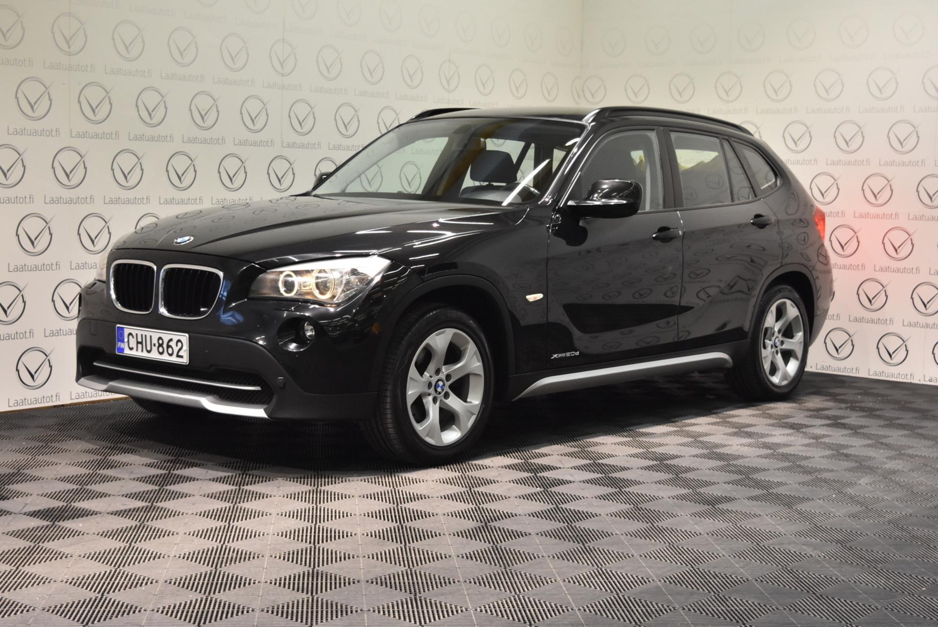 BMW X1 xDrive20d A E84 Business - Rahoitus 1.89% jopa ilman käsirahaa! Suomi-auto,  Cruise,  AutoAc,  Xenon