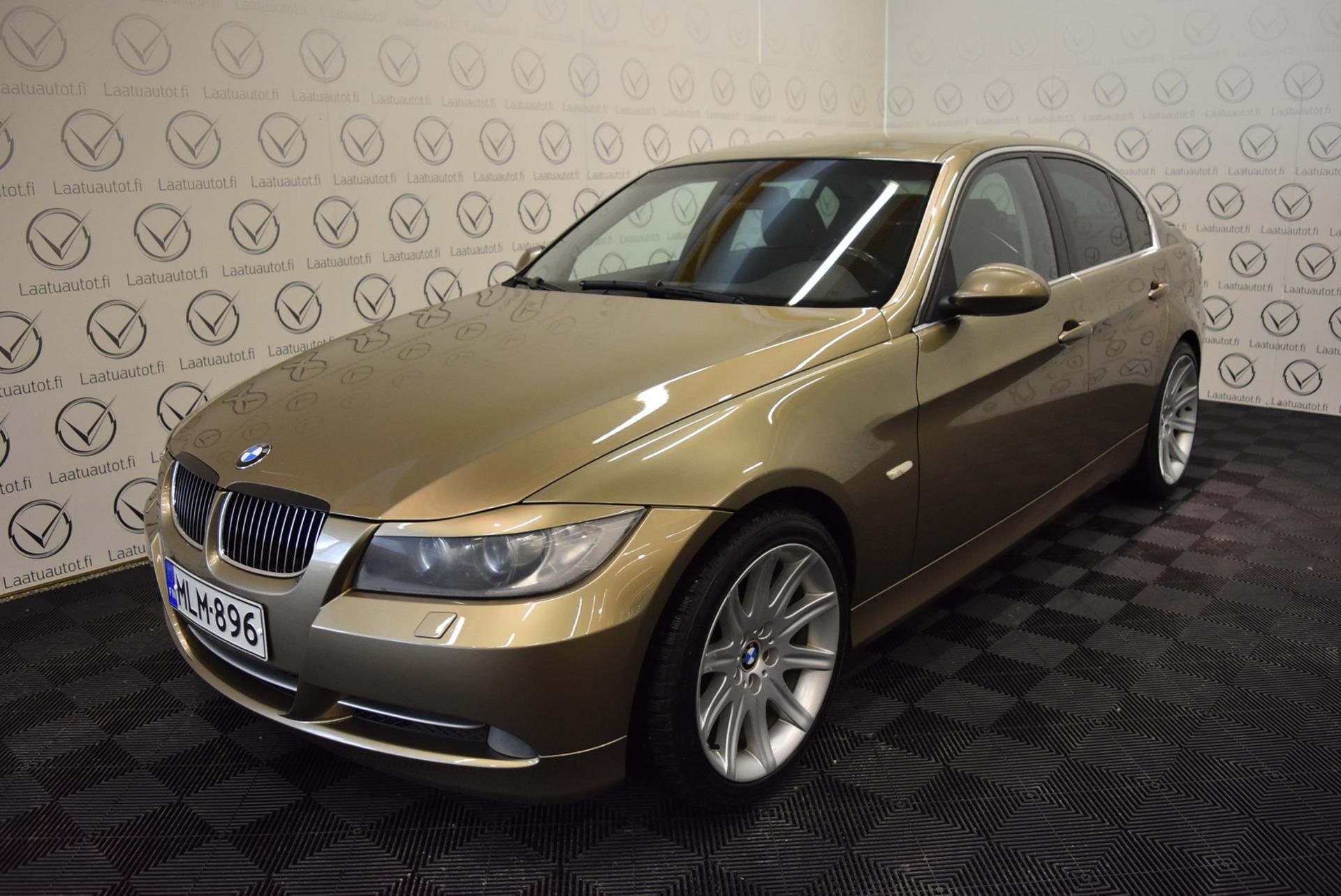 BMW 335 DA E90 Sedan - Rahoitus 1.89% jopa ilman käsirahaa! Xenon,  Sportpenkit,  Cruise,  PDC