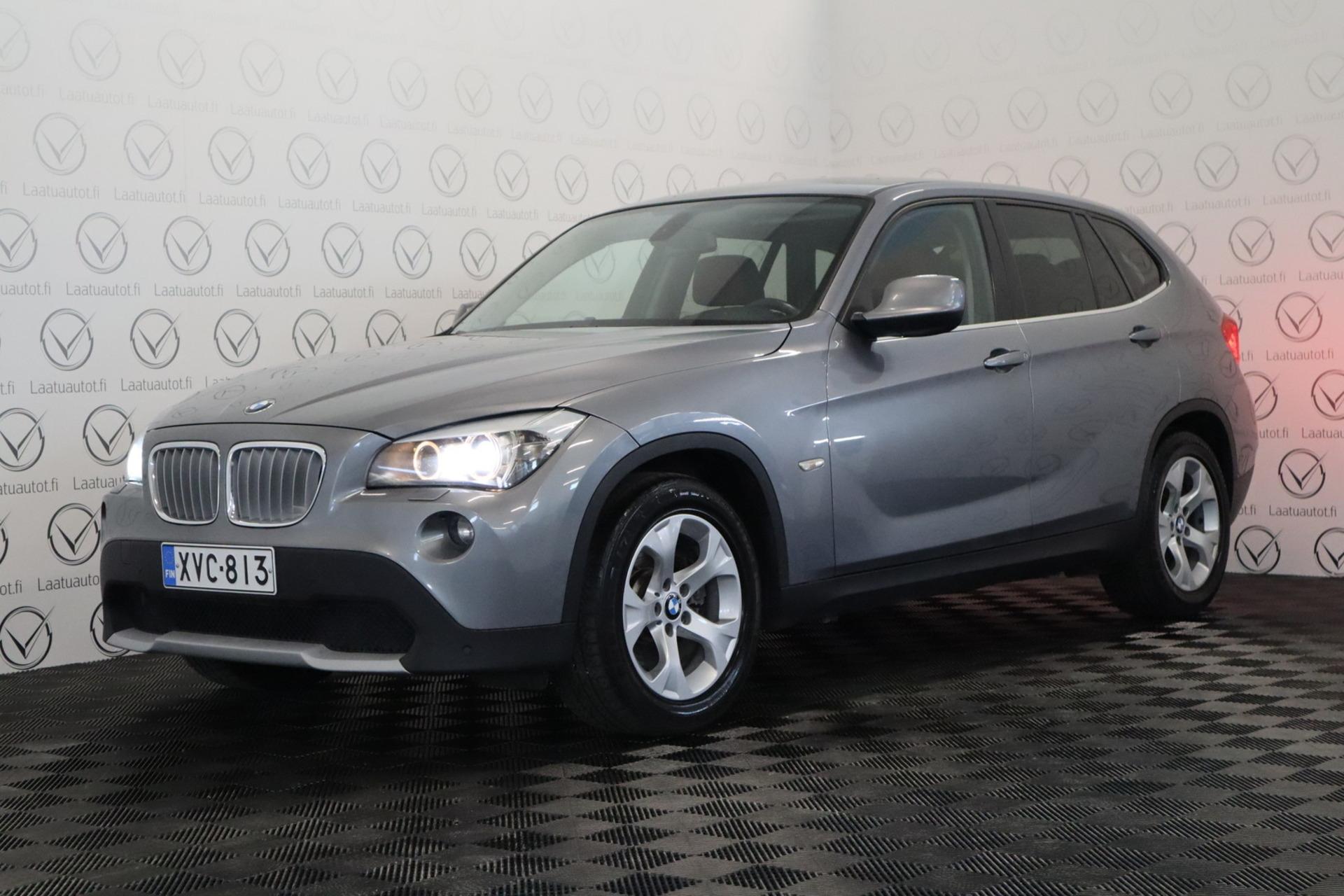 BMW X1 XDRIVE 23D A E84 - Korko 1, 89%,  Rahoitus jopa ilman käsirahaa! PDC,  Cruise,  Xenon,  Suomiauto!