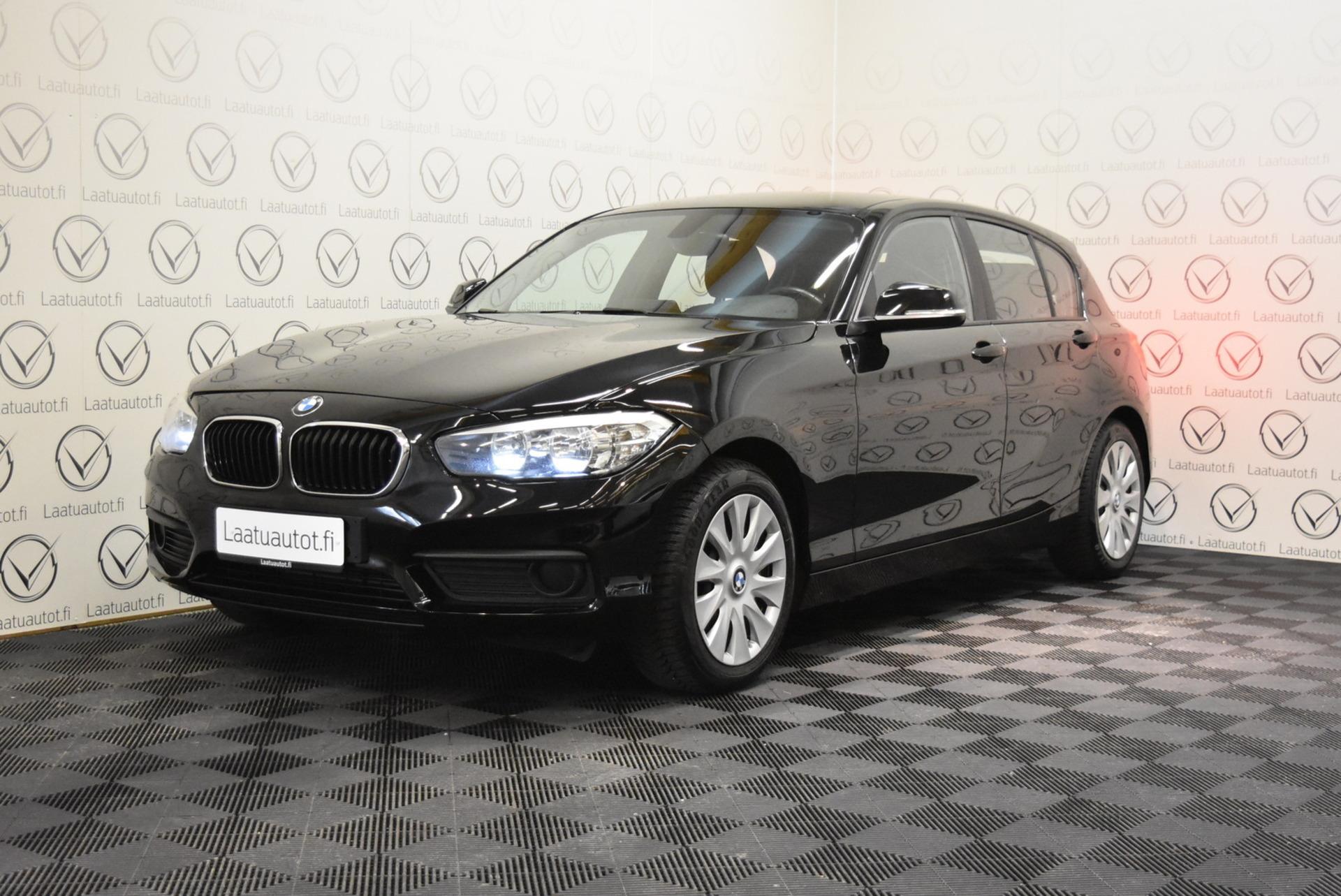 BMW 116 F20 Hatchback 116d A - Rahoitus 1.89% jopa ilman käsirahaa! Navi,  AutoAc,  Cruise,  Bluetooth