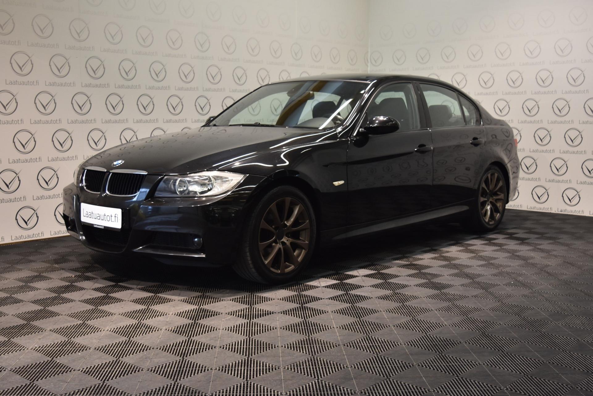 BMW 318 E90 Sedan M-Sport - Korko: 1, 89% + kulut! Jopa ilman käsirahaa! Sporttipenkit,  Auto Ac,  Cruise!
