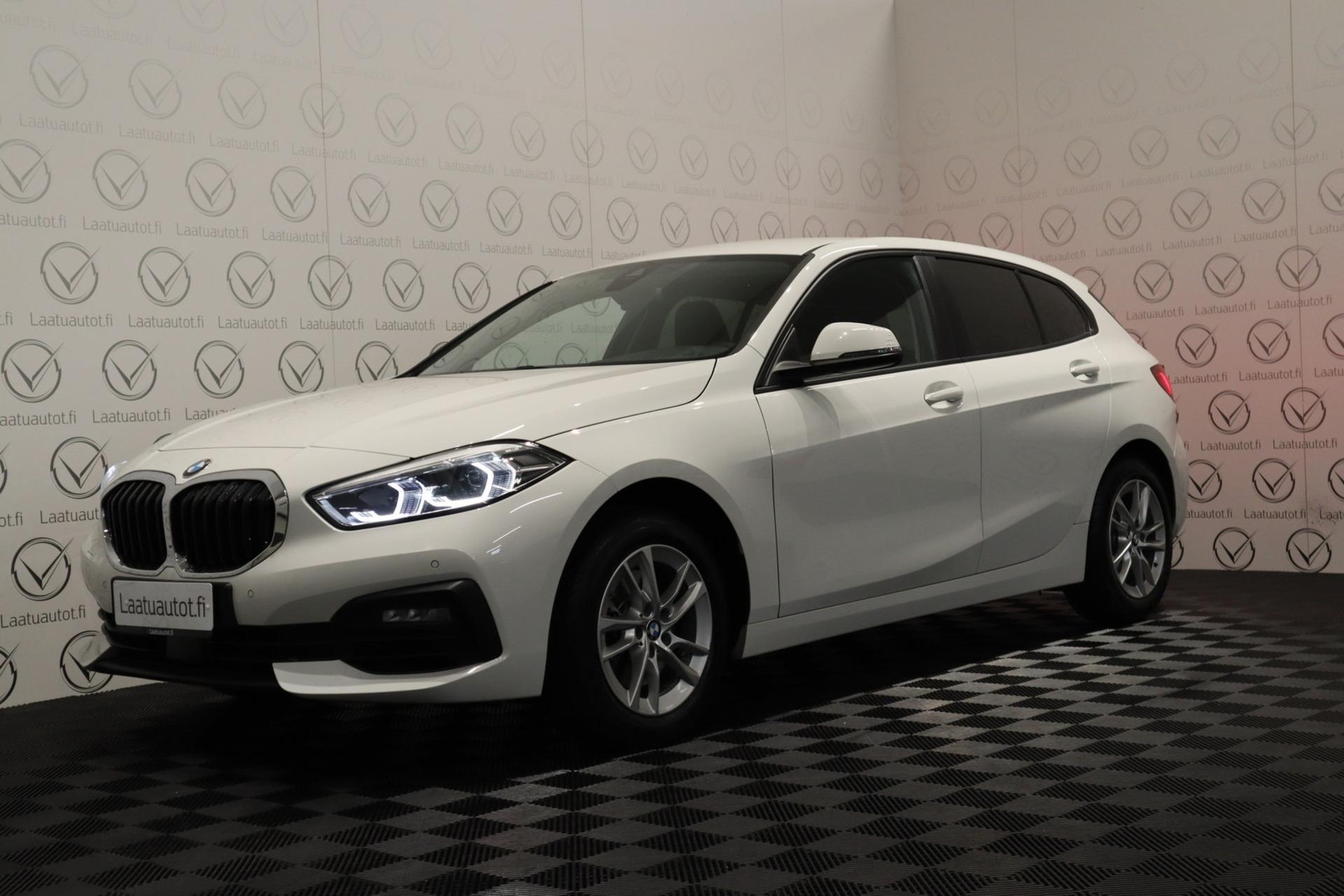BMW 118 F40 Hatchback 118i Business - Korko: 1, 89% + kulut! Jopa ilman käsirahaa! M-urheiluohjauspyörä,  Navi,  Led-valot,  PDC,  Auto-ac