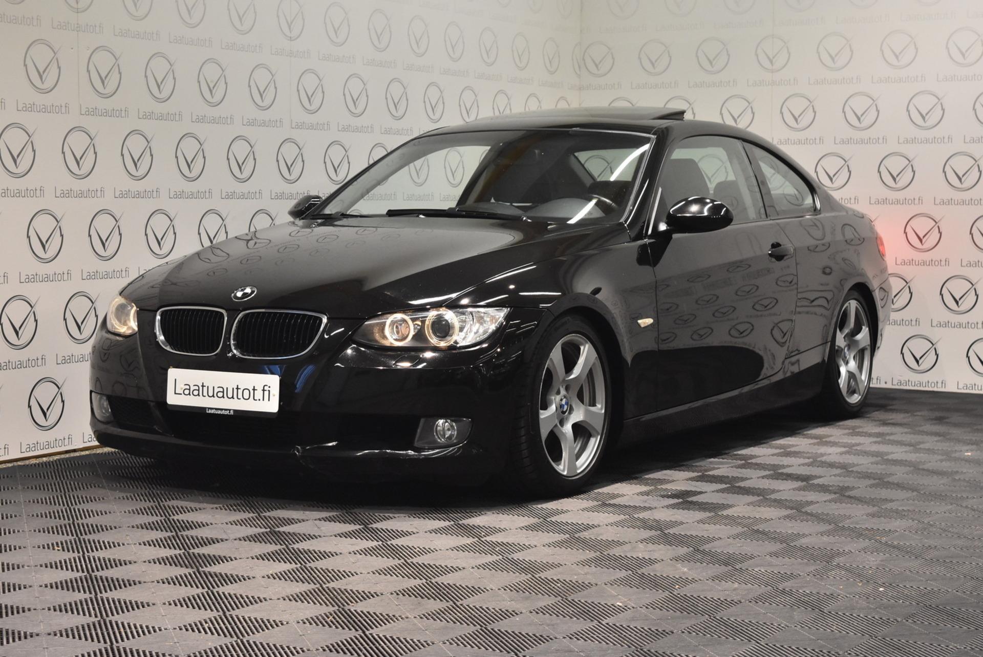 BMW 320 E92 Coupé - Korko: 1, 89% + kulut! Jopa ilman käsirahaa! Xenon,  Sport-penkit,  Kattoluukku,  Yms