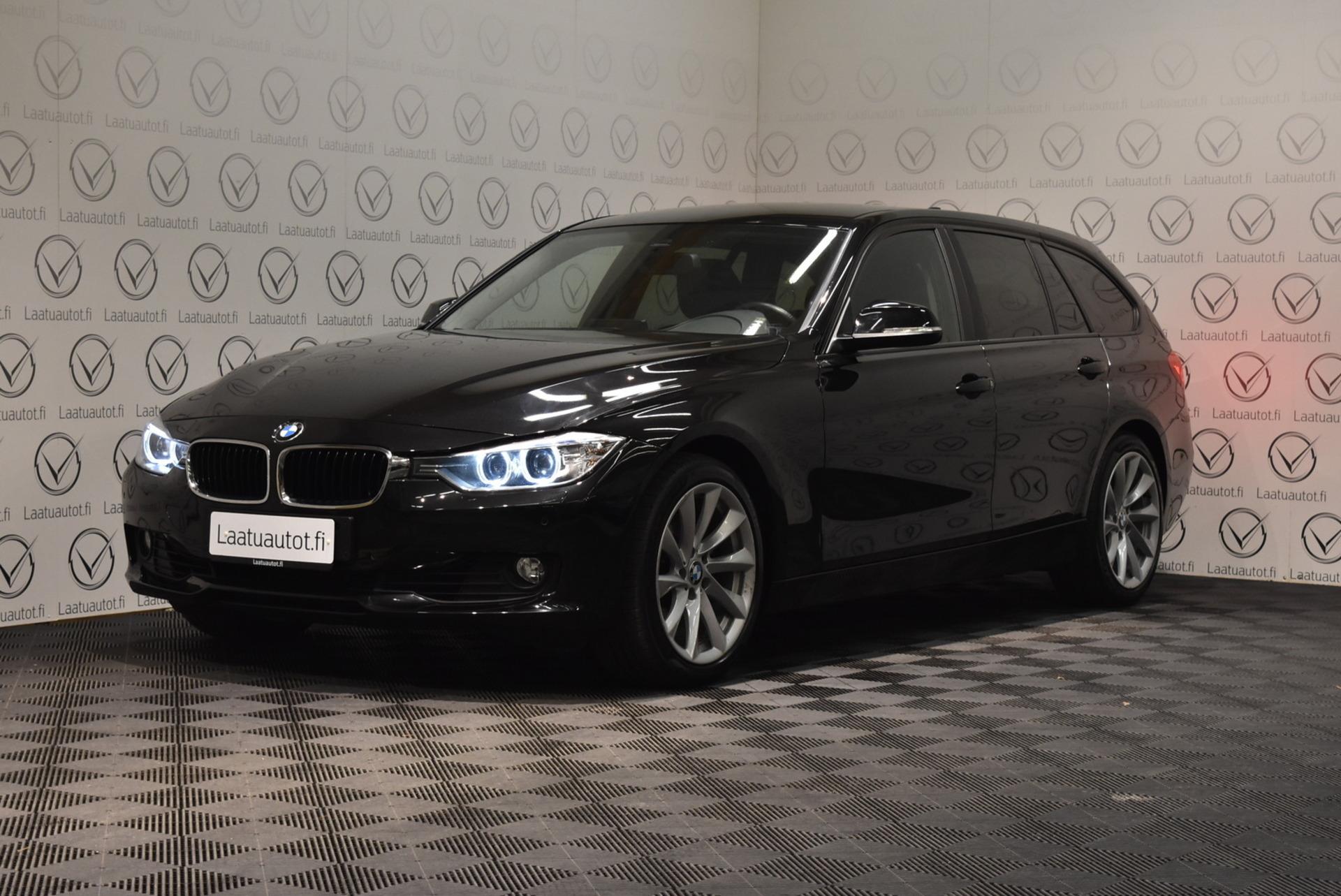 BMW 330 TwinPower Turbo A F31 Touring - Korko 1, 89%,  Rahoitus jopa ilman käsirahaa! Harman Kardon,  Pdc,  Xenon,  Sport-penkit,  yms