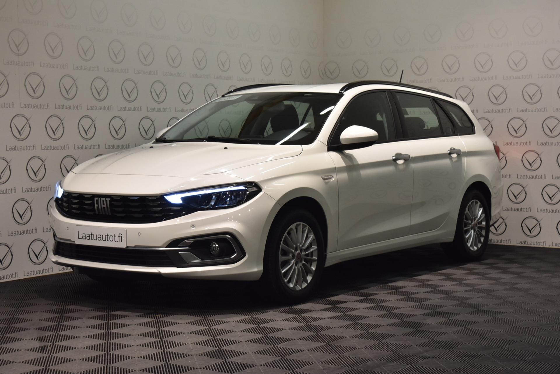 FIAT TIPO SW 1.0 100hv MT Launch Edition - Uuteen varastossa olevaan Tipo esittelyautoon vähintään 3000? hyvitys autostasi ja rahoitustarjous 0, 99% korolla syyskuun loppuun!!