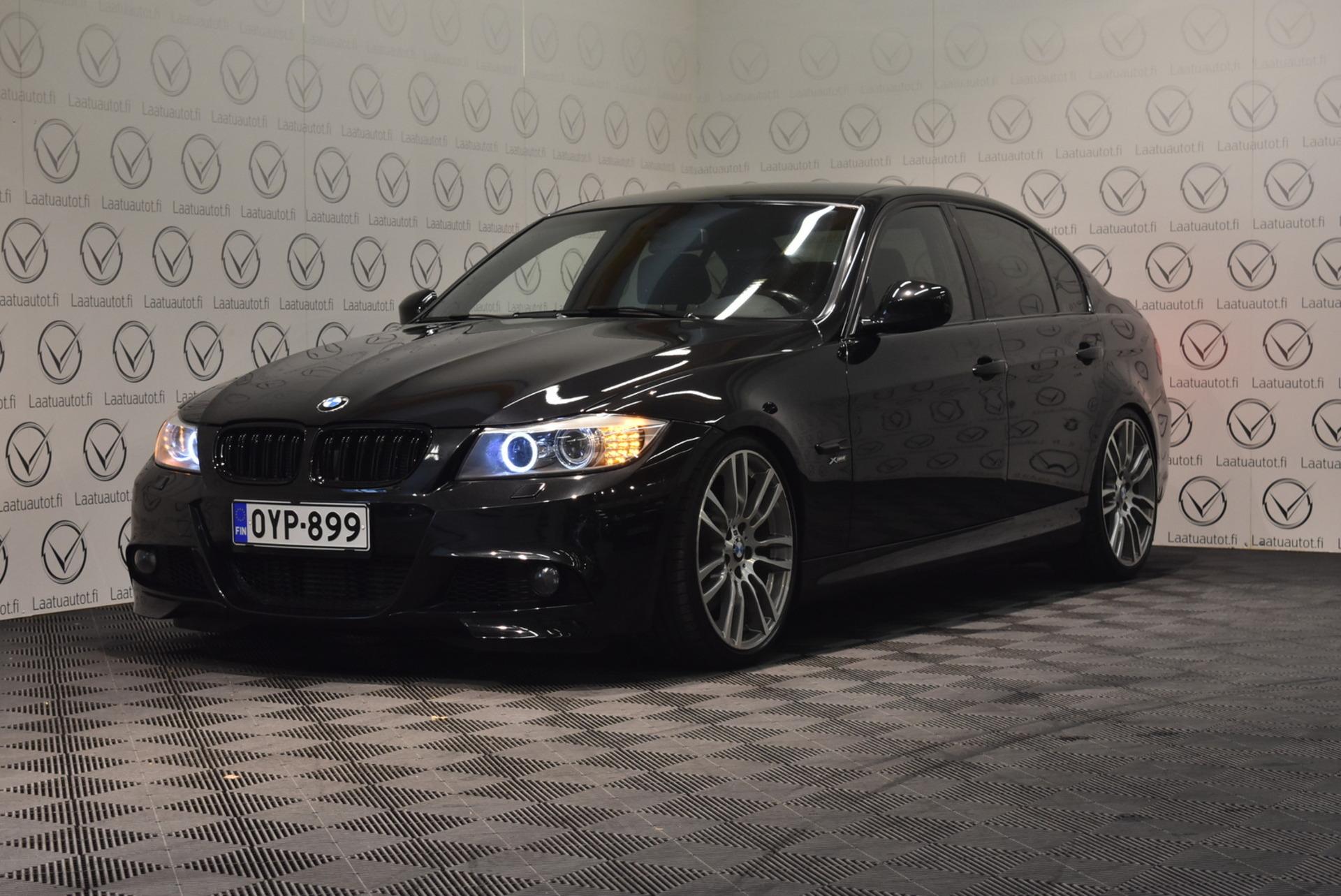 BMW 335 E90 335i xDRIVE Sedan M-Sport - Korko: 1, 89% + kulut! Jopa ilman käsirahaa! Suomi-auto!