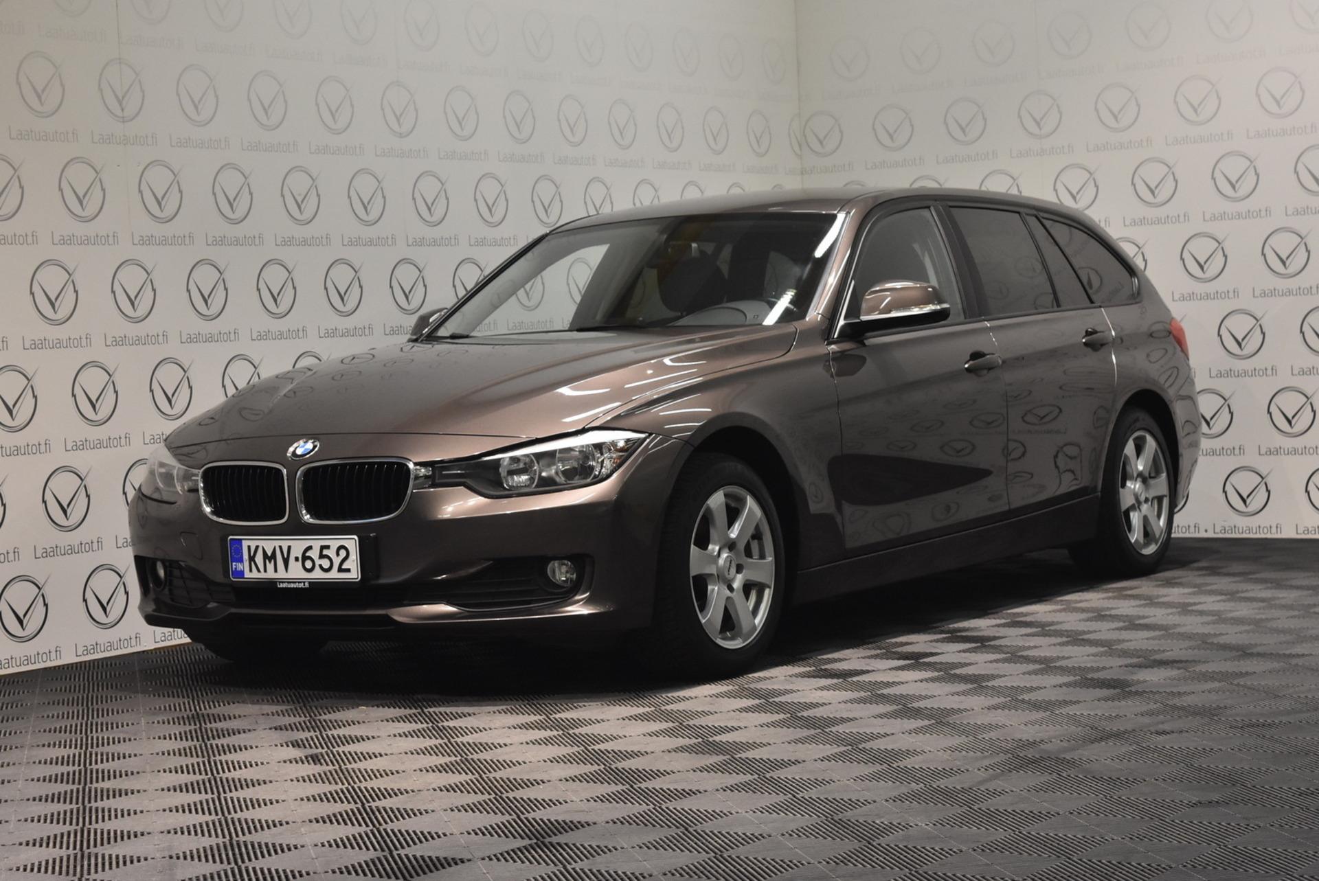 BMW 318 TwinPower Turbo F31 Touring - Korko 1, 89%,  Rahoitus jopa ilman käsirahaa! Kuntotarkastettu,  Navigointi,  PDC,  Cruise!